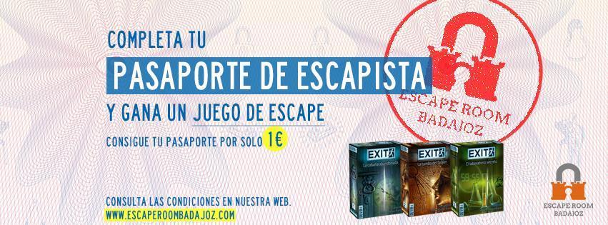 Pasaporte de escapista