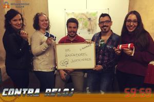 Escape Room Badajoz  Equipo-vengadores-justicieros