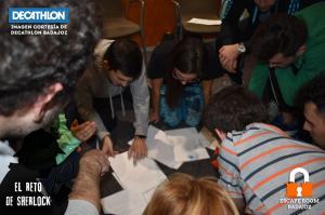Teambuilding-Badajoz-reto-sherlock-Escape-room-badajoz-003