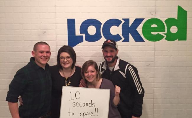 Locked Manhattan Escape Room Black Book