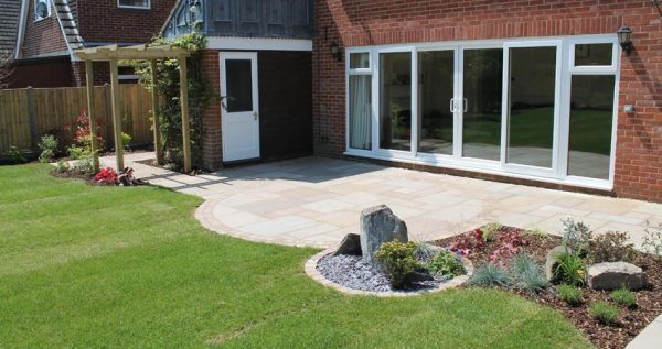 garden patios escapes landscaping