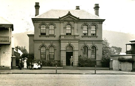 Historic image of The Old Bank