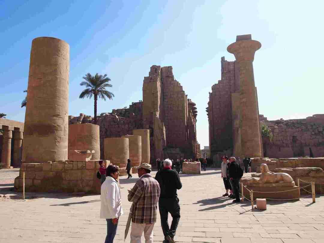 Gran Sala hipóstila Karnak