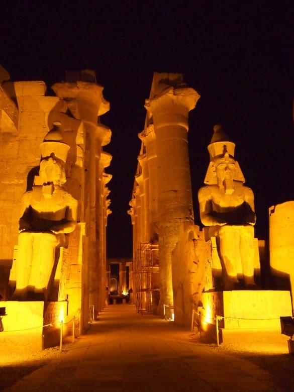 Coloso Sedente de Ramsés