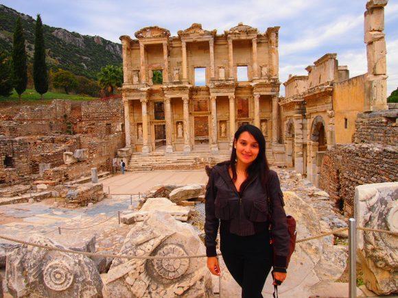 Éfeso Guía de Viaje Turquia