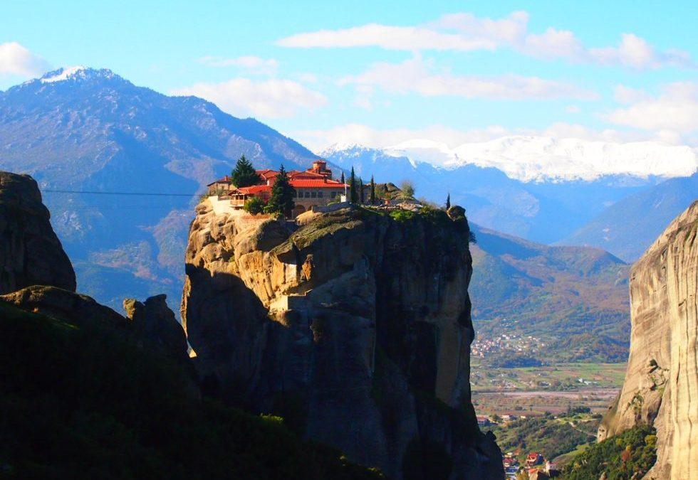 ▷ Guía de viaje Kalambaka: Qué ver en Meteora en 2021