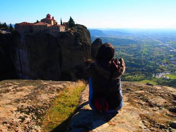 Monasterio de San Esteban -MONASTERIOS METEORA. Destinos de Grecia que te cautivaran este 2019