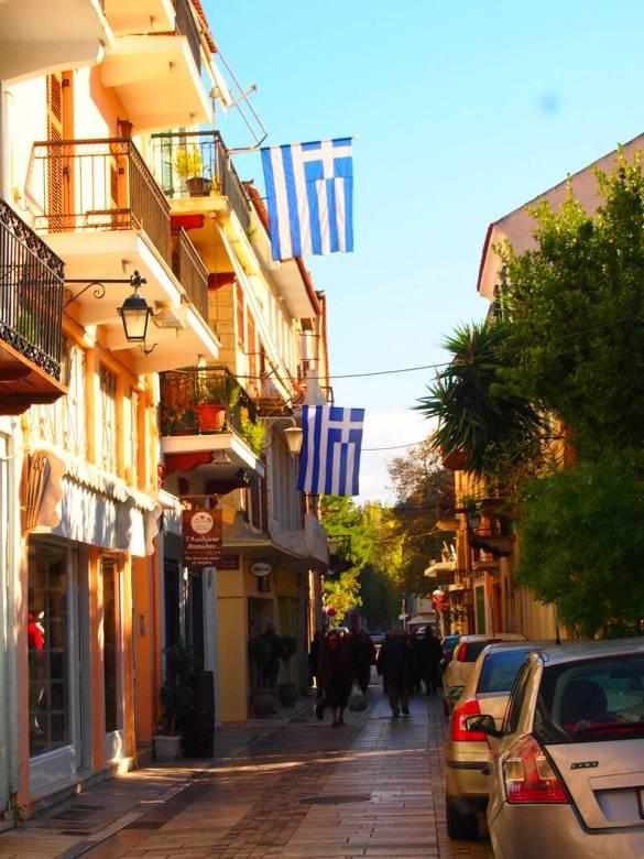 Un día en Nauplia. Secretos del Peloponeso | GUIA DE VIAJE
