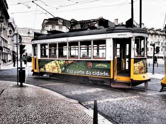 Tranvia de Lisboa Lisboa Fotografiando a Lisboa: Guía de viaje, qué ver en 1 día