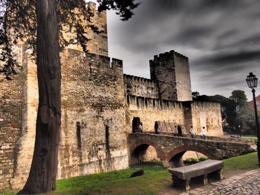 Castelo São Jorge Fotografiando a Lisboa: Guía de viaje, qué ver en 1 día