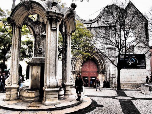 el Chafariz do Carmo Fotografiando a Lisboa: Guía de viaje, qué ver en 1