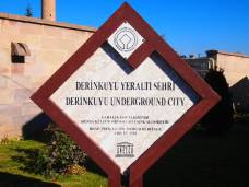 Museo Subterraneo capadocia 12 días en turquia guia