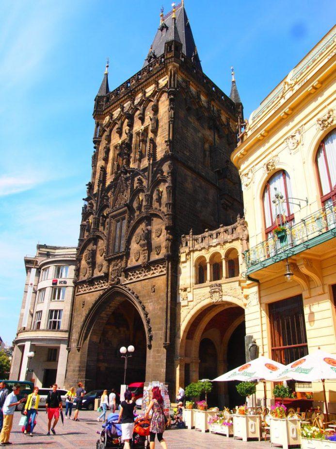 Torre de la Polvora 10 cosas que debes conocer antes de viajar a Praga