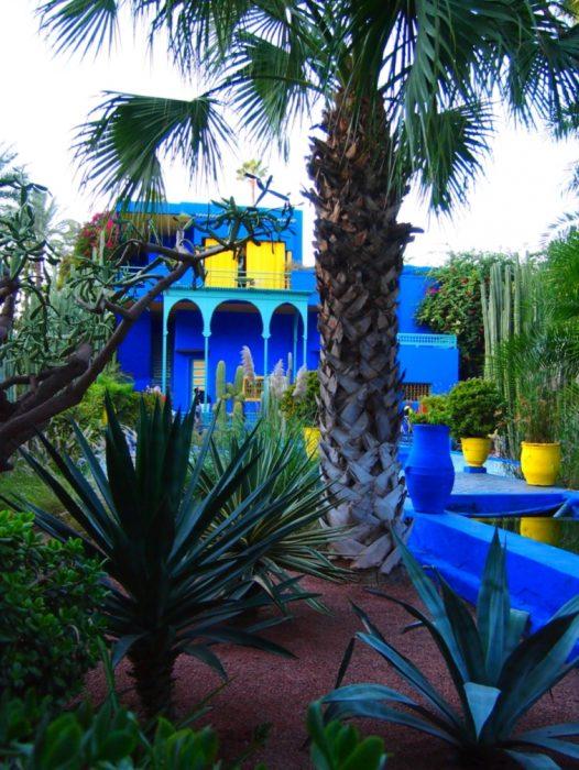 Jardines Majorelle 12 imprescindibles en Marrakech
