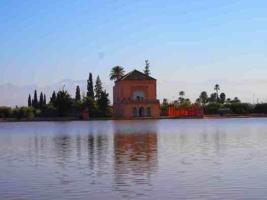 Jardines Menara Imprescindibles Marrakech
