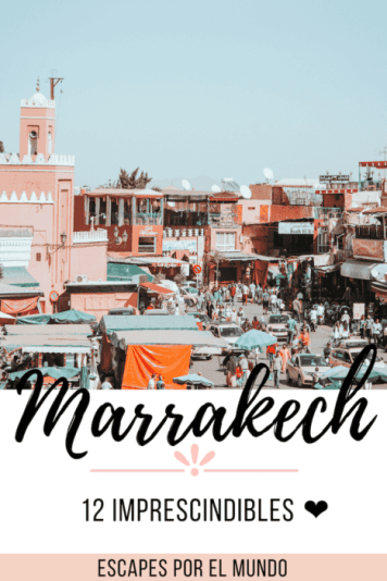 Marrakech imperdible 2