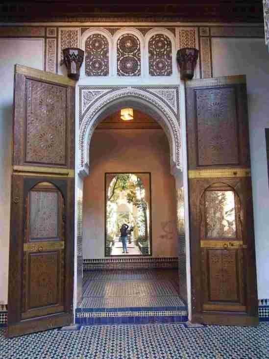 Paseo por la Ville Nouvelle Marrakech impredibles