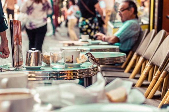 Cafe en Paris 20 cosas que amarás hacer en paris