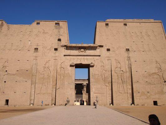 Los 10 Templos imprescindibles del Antiguo Egipto- Templo Edfu