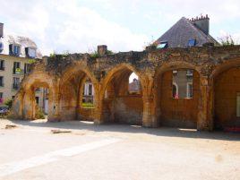 guia de viaje Caen Normandia