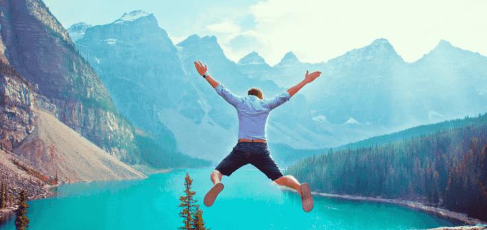 100 señales que eres adicto a los viajes
