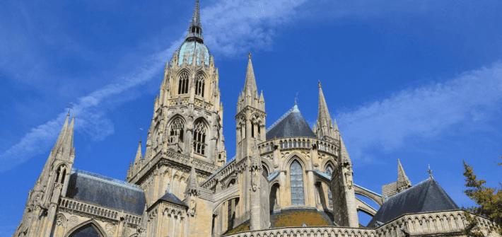 guia de visita Bayeux normandia francia