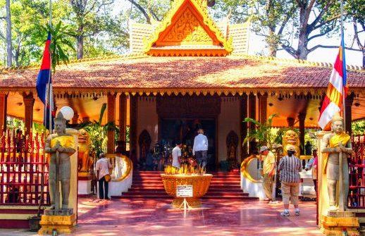 Angkor la ciudad templo   Mega Guía de viajes Pagoda Siem Reap