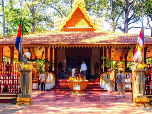 Angkor la ciudad templo | Mega Guía de viajes Pagoda Siem Reap