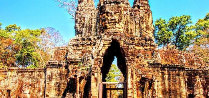 Angkor la ciudad templo   Mega Guía de viajes