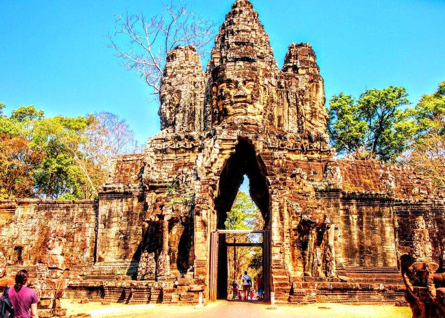 ▷【GUÍA 2020】 Angkor la ciudad templo | VIAJE al Sudeste Asiático