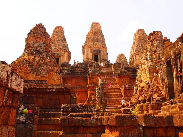 Los 10 templos que debes Conocer en Angkor | Guía de Viaje Pre Rup