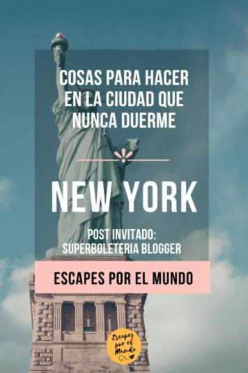 La Ciudad que Nunca Duerme – Cosas para Hacer en Nueva York (Post Invitado)2