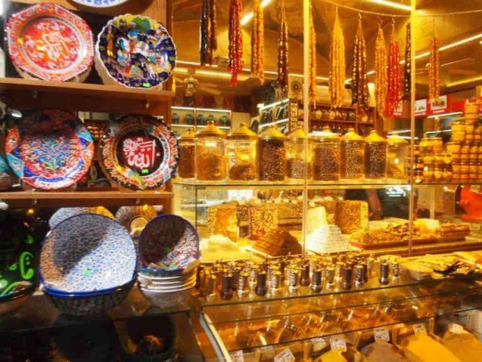 Bazar de las especies 10 cosas gratis para hacer en Estambul