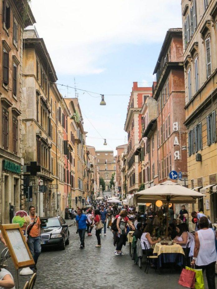 Mejores lugares para comer en Roma