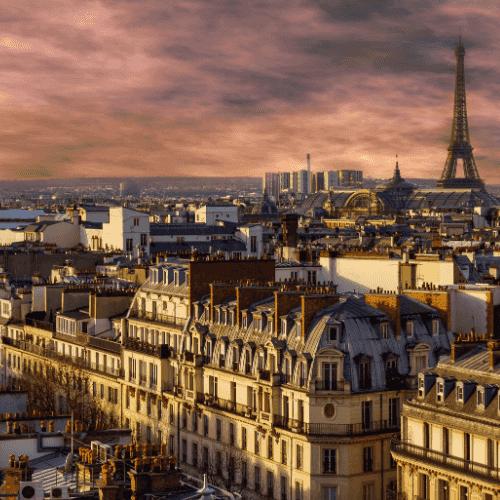 Vuelos París con Skyscanner