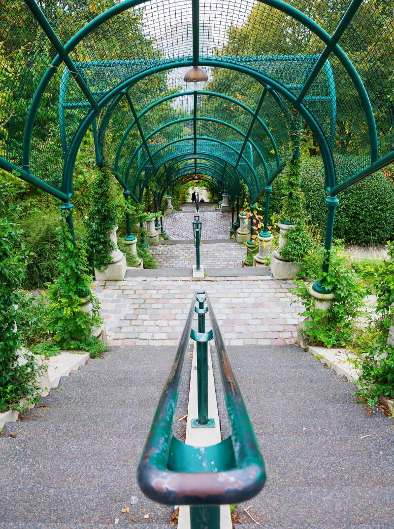 Belleville parc