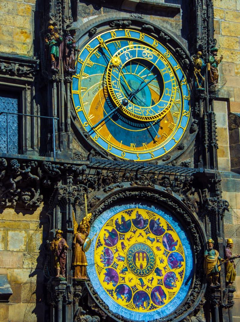 orloj praga