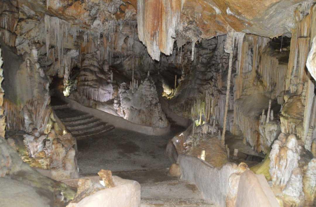 cuevas campanet