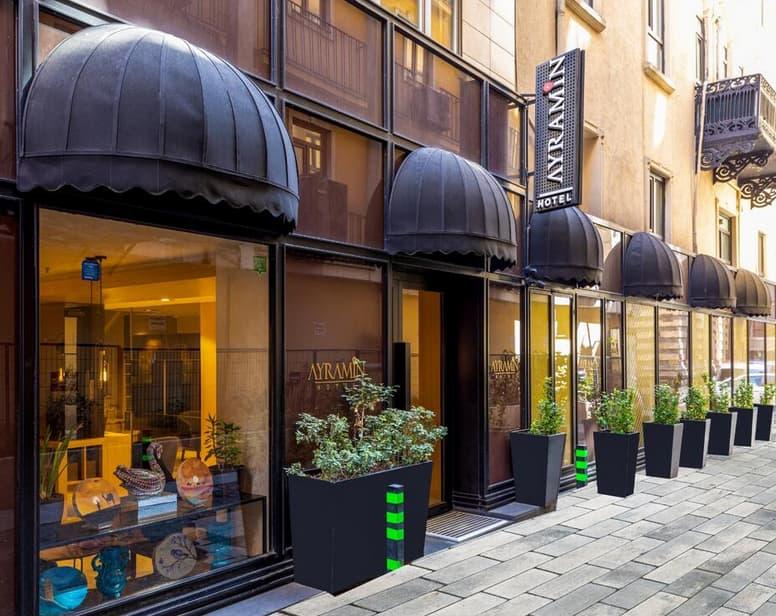 Ayramin Hotel Taksim- booking