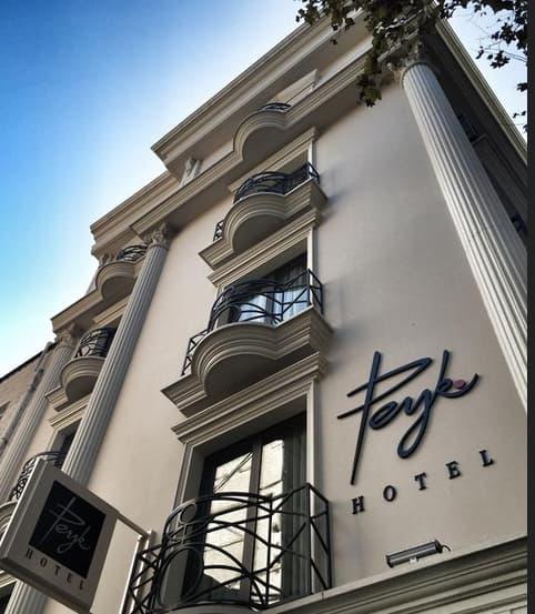 Peyk Hotel-booking
