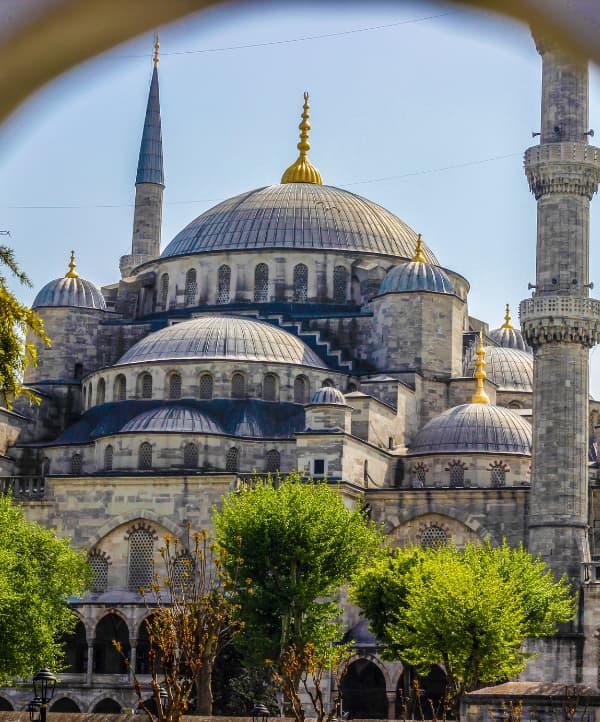 Basilica cisterna Estambul 10 cosas para hacer en Estambul