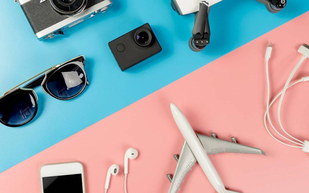 Los 25 accesorios de viaje esenciales en 2021