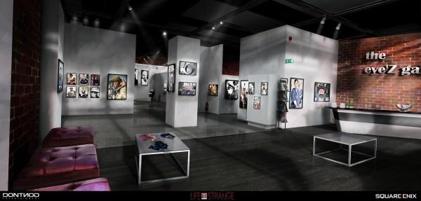 Life Is Strange Art Gallery
