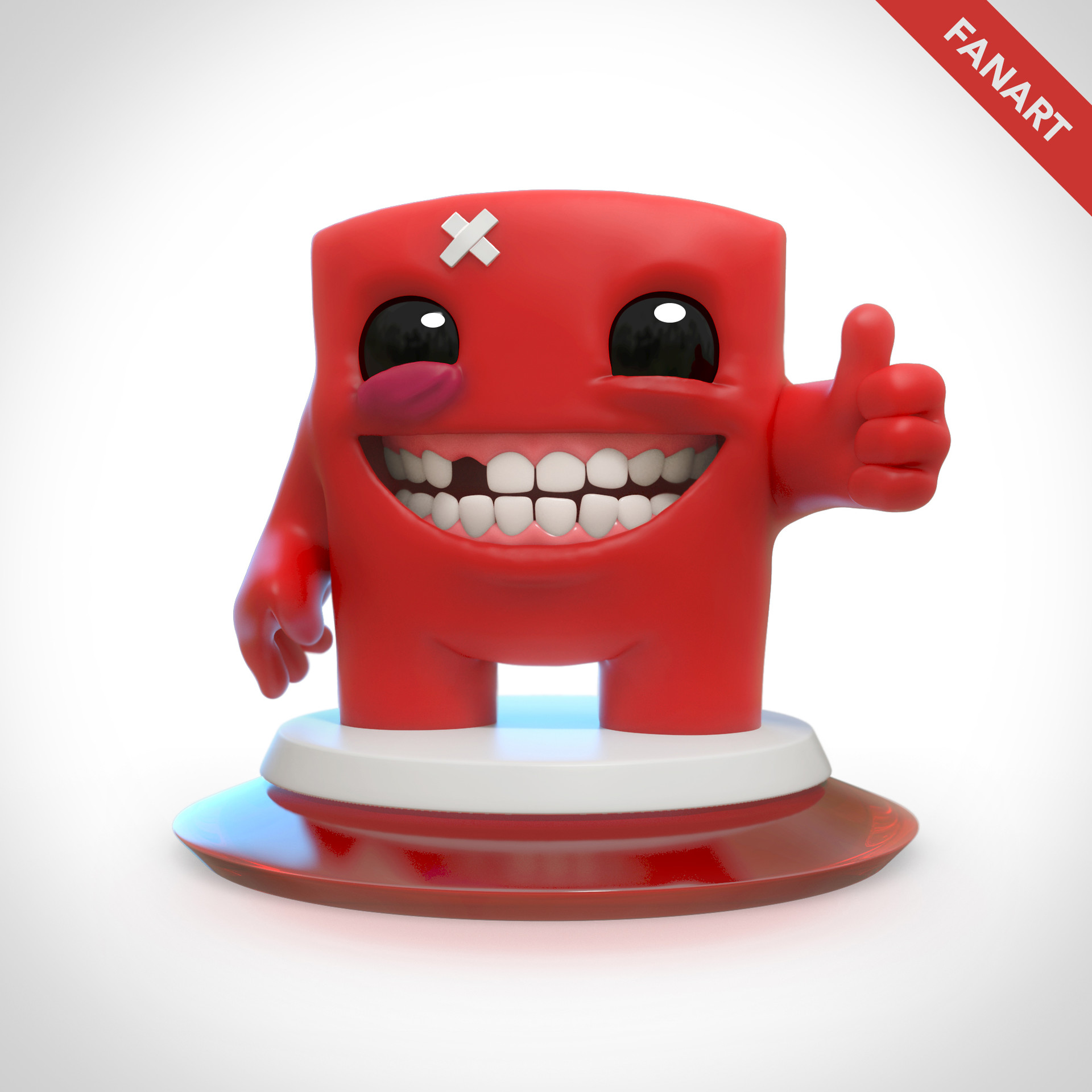 Ahmad Merheb - Super Meat Boy