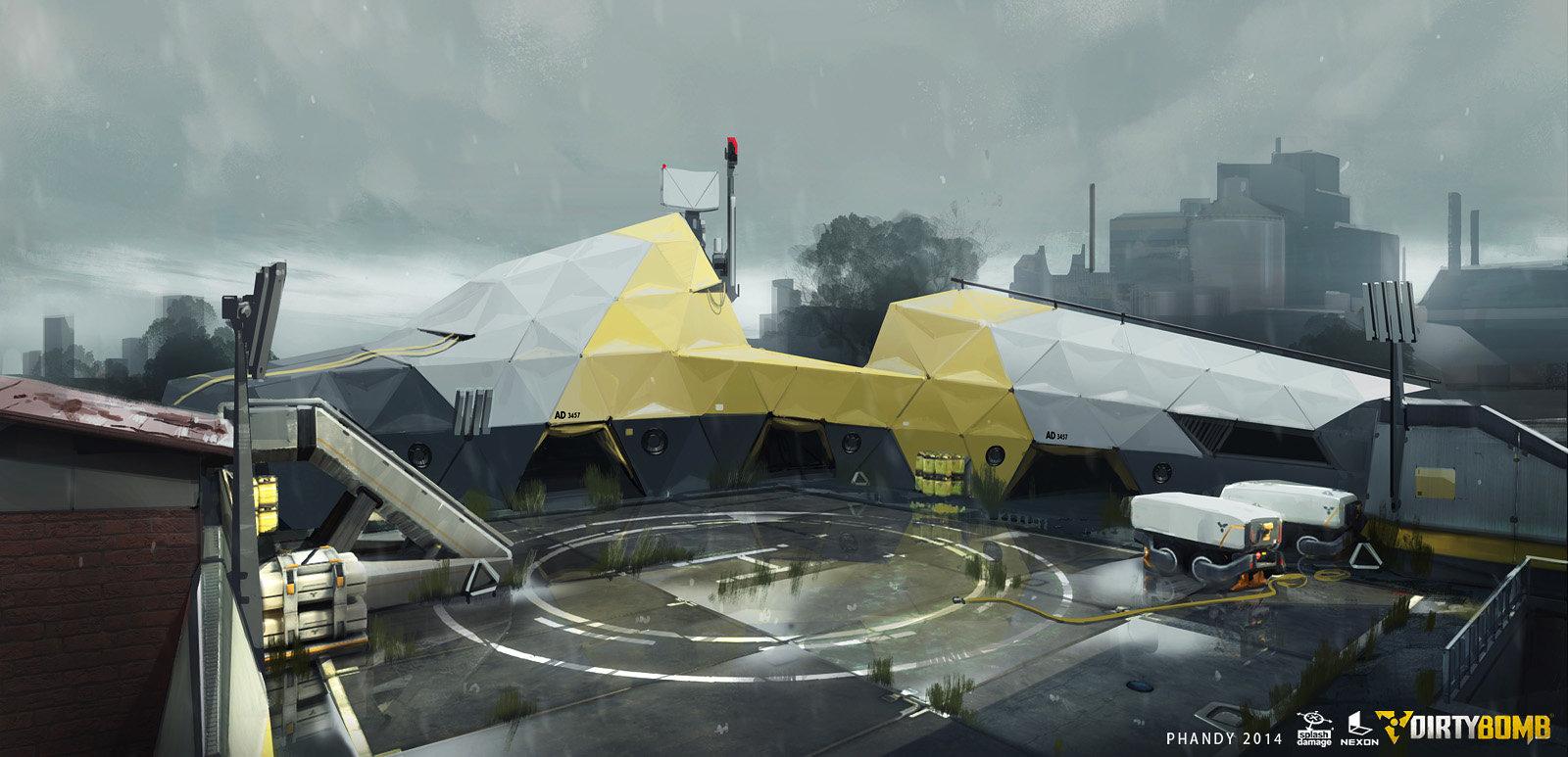 Andrew Porter - Dome