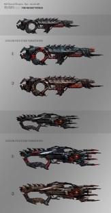 hongqi-zhang-120118-hongqizh-hell-themed-weapons-rare-assault-rifle