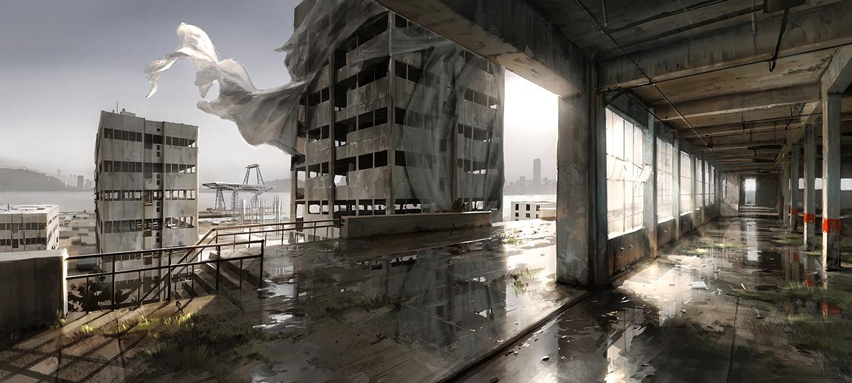 Battlefield Concept Art