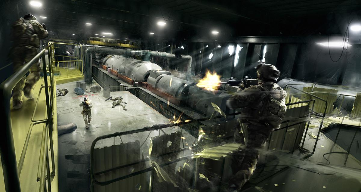 Robert Sammelin - Art of Battlefield