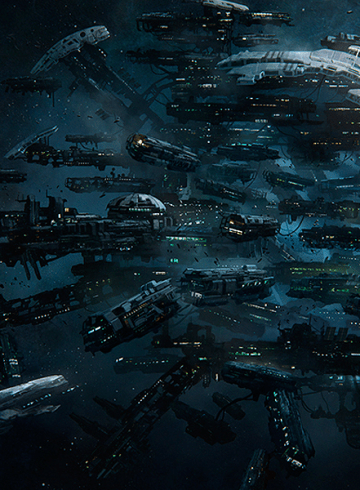 Star Citizen Concept Art