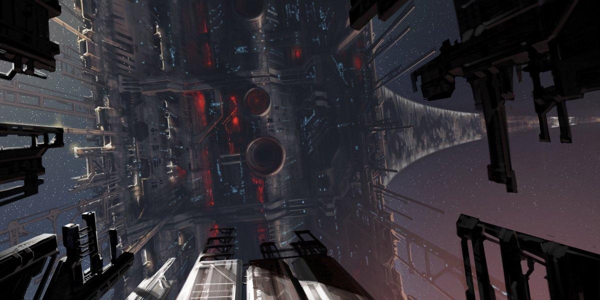 Isaac Hannaford - Ark Flythrough